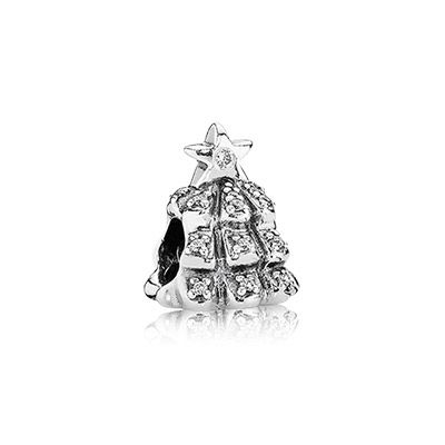 Albero Di Natale Pandora.Pandora Charm Albero Di Natale Scintillante Perle Pandora Bracciali Con Ciondoli Pandora E Ciondoli Pandora