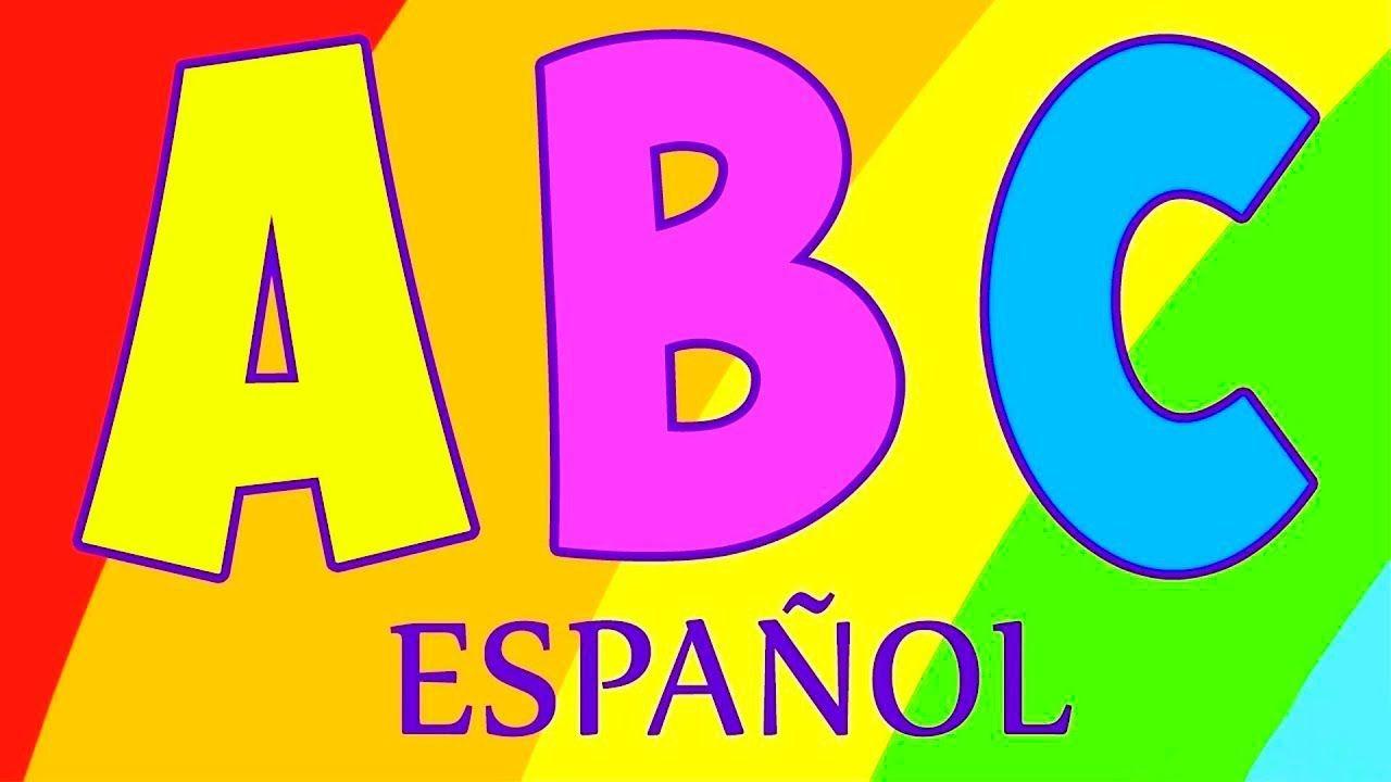 Abecedario En Espanol Para Ninos Alfabeto Para Ninos Aprender
