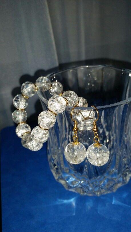 Crackled Crystal