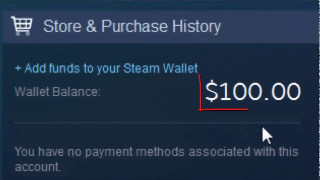 How To Add Steam Money For Free