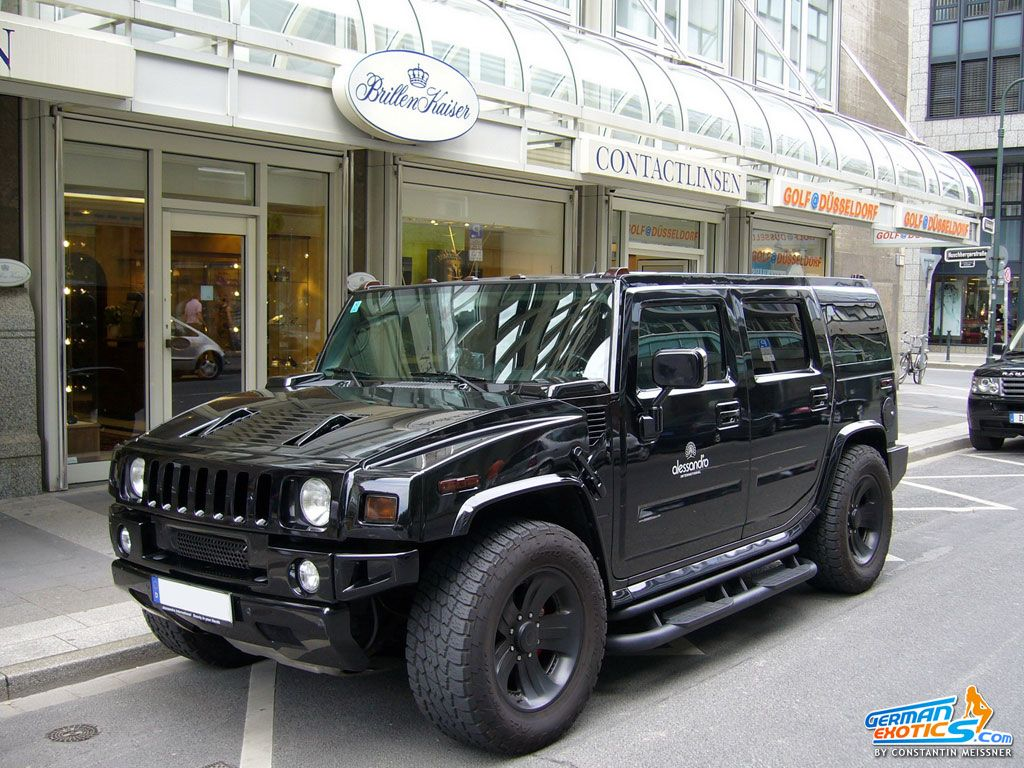 black hummer h2 cars - photo #7