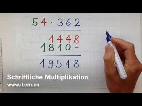 unglaublich multiplizieren ohne zu rechnen mathematik grundschule youtube spickzettel. Black Bedroom Furniture Sets. Home Design Ideas