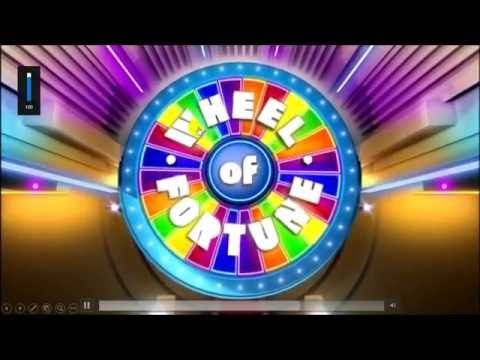 Download The Best Wheel Of Fortune Powerpoint Game Template How To
