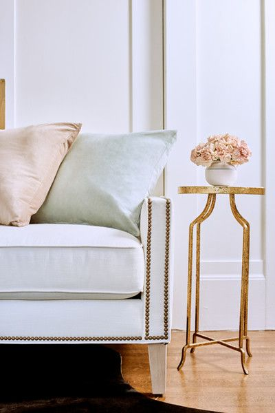 Pulling It Together - We Styled A Couch In 3 VERY Different Ways - Photos