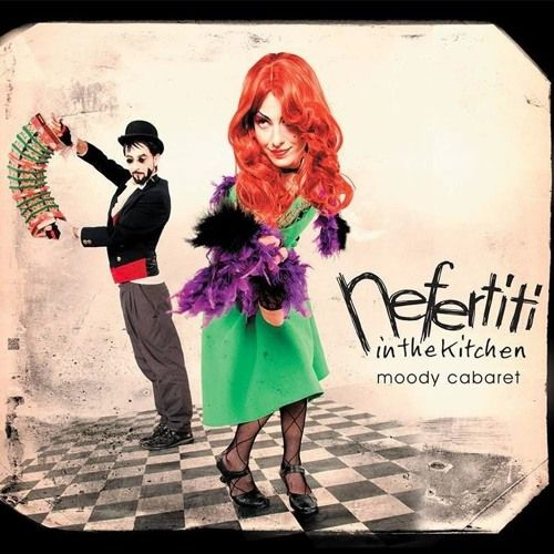 CRAZY ABOUT THE GIRL by Nefertiti in the Kitchen