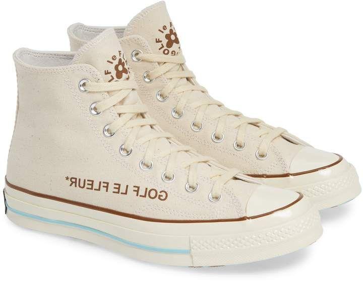 Converse X Golf Le Fleur Chuck 70 High Top Sneaker High Top Sneakers Sneakers Sneakers Men