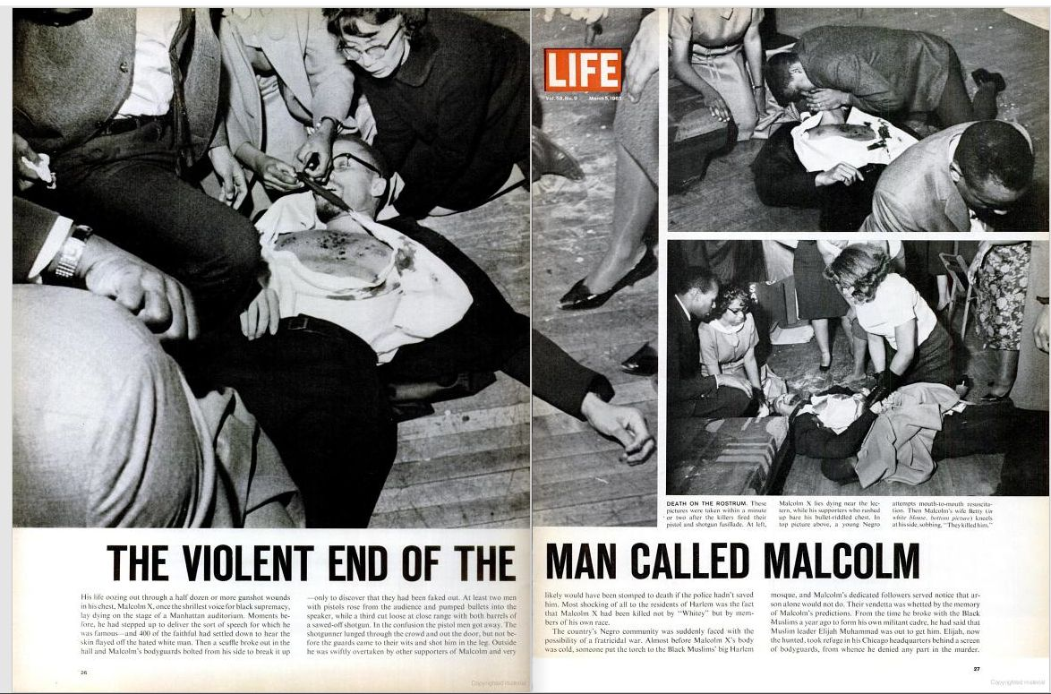 the struggles in life of malcolm x Read autobiography of malcolm x book reviews & author details and more at   opposed to martin luther king jr's during the civil rights struggle of the '60s, the.