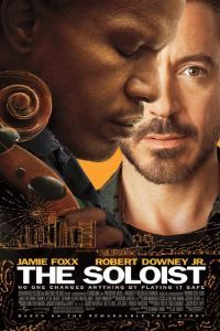 The Soloist tells the tale of the friendship between a newspaper reporter and a brilliant, schizophrenic street musician, and the unique bond that transforms both their lives.