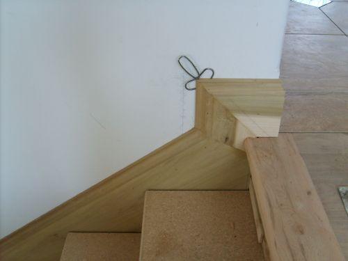 Stair Skirt Trim
