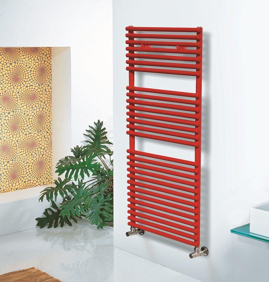 Towel Rails RedOrange Towel Rails