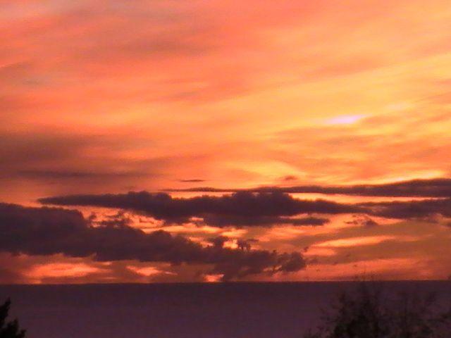 Sunrise Tassie <3