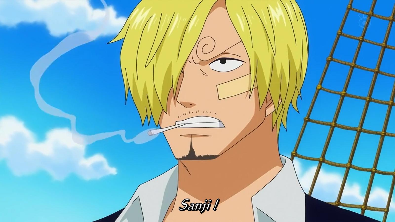 Pin Von Nb Tv Auf One Piece