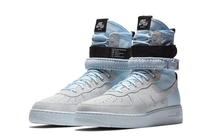 Nike SF-AF1 Welcomes a \