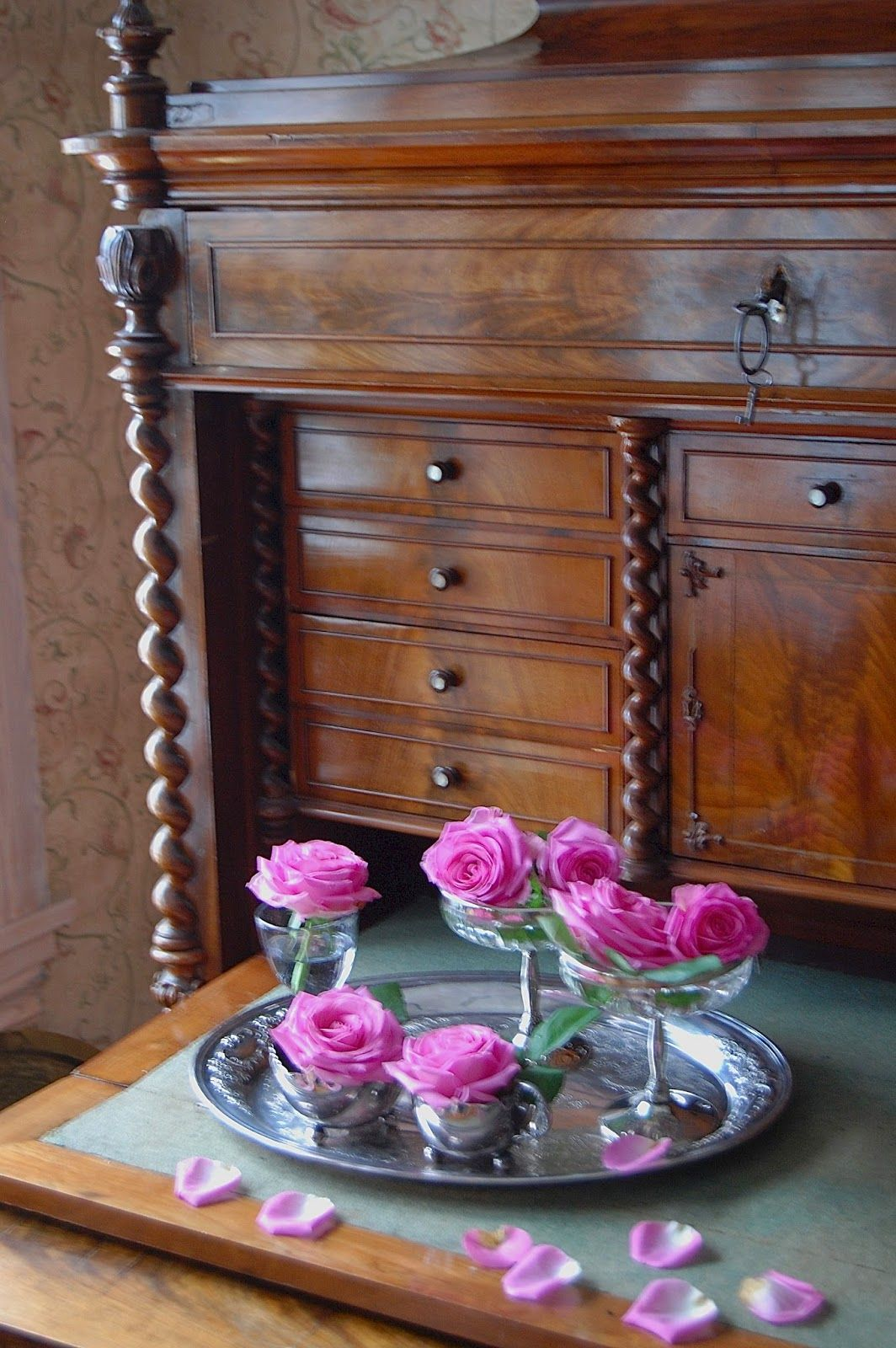 Zimmer im traditionellen stil nostalgi i nr   favorite blogs  pinterest