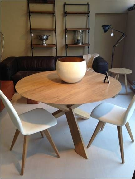 Ethnicraft Circle Dining Table Land S End The Netherlands