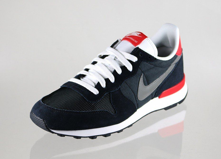Europa Logro atractivo  Nike Internationalist (Black / Medium Base Grey - University Red - Summit)  - Women - Sneaker | asphaltgold | Sneakers, Womens sneakers, Nike  internationalist