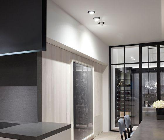 Send Recessed Lighting For Modern Interiors: Ultra Spy By Delta Light®