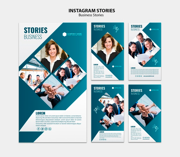 Download Business Social Media Template For Free