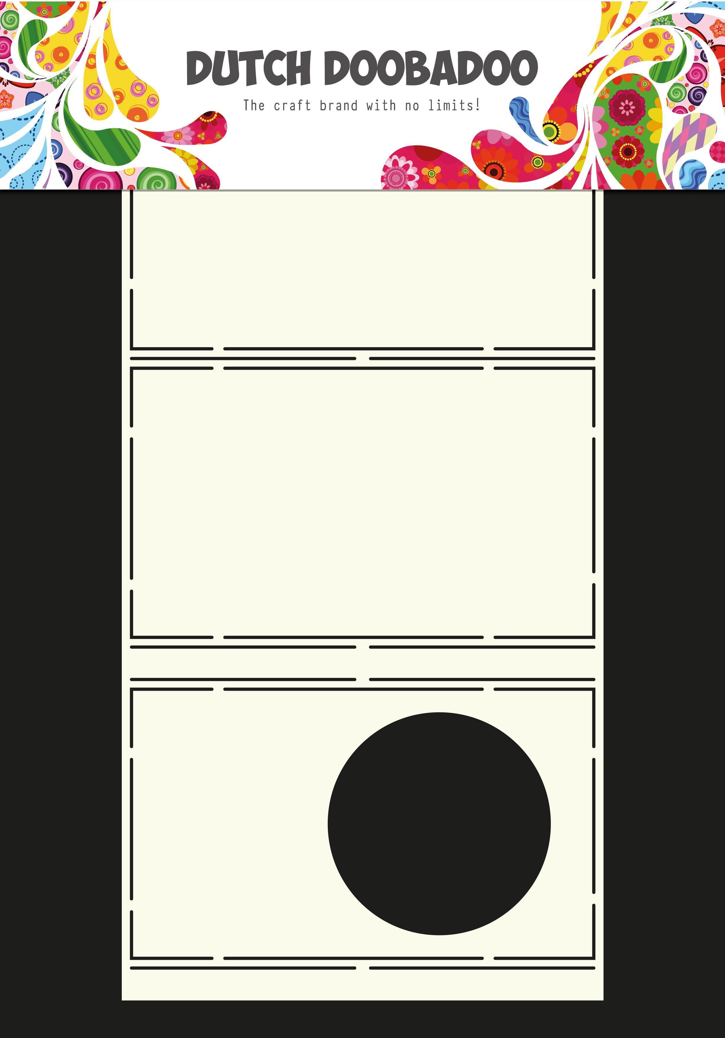470.713.325 Dutch Doobadoo Card Art Pop Up Circle | 470.713.325 ...
