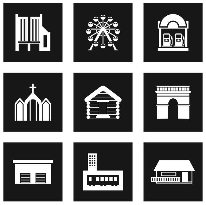 kostenlose architektur icons service pinterest architektur kostenlos und bilder. Black Bedroom Furniture Sets. Home Design Ideas