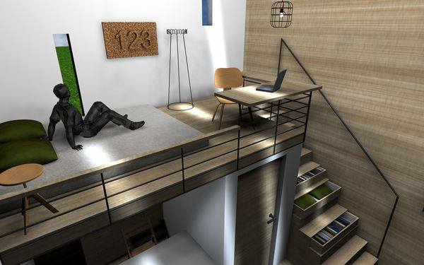 Micro House Is A 22 Square Meters House The House Is Detachable
