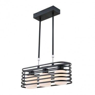 Lampa Wiszaca Rue 3 X 60 W E27 Biale Szklo Glass Pendant Lamp Pendant Lamp White Glass