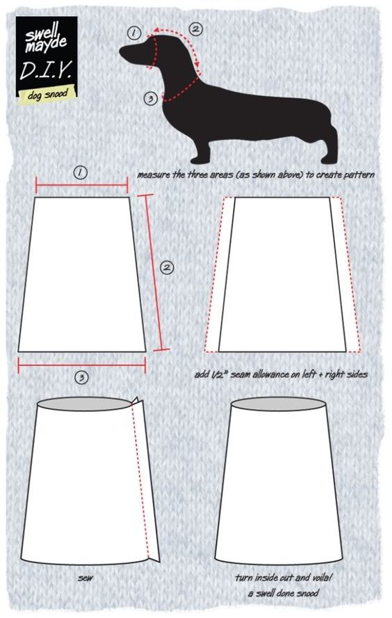 Image result for dog snood pattern sew | DoggieStuff | Pinterest ...