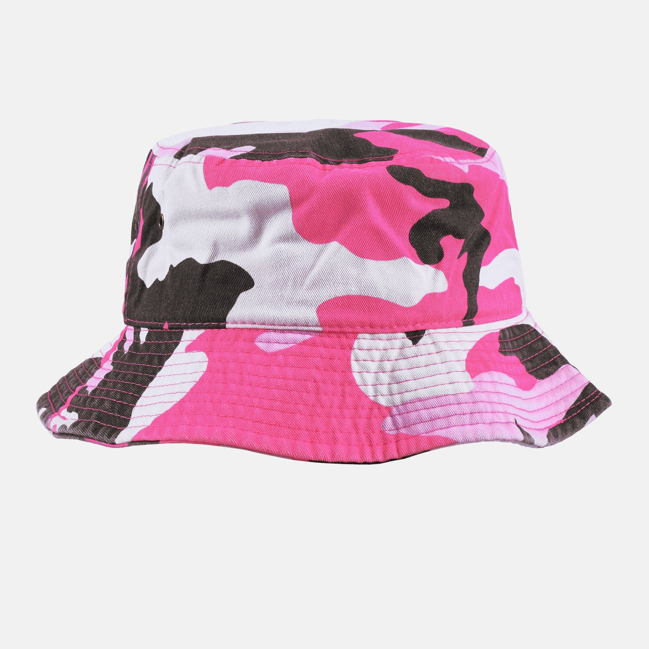 b64306a554c2da Pink Camo Bucket Hat in 2019 | Headwear | Camo bucket hat, Pink camo ...