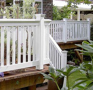 Gartentür Ohland - Hartholz weiß