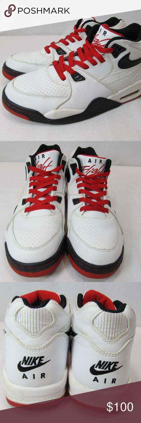 Nike Air Flight 89 Toro Red 684c71eff3b5
