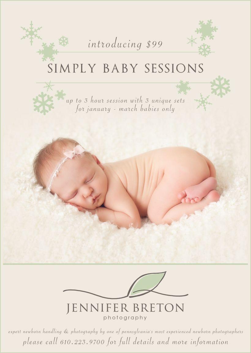 Newborn Photography Marketing