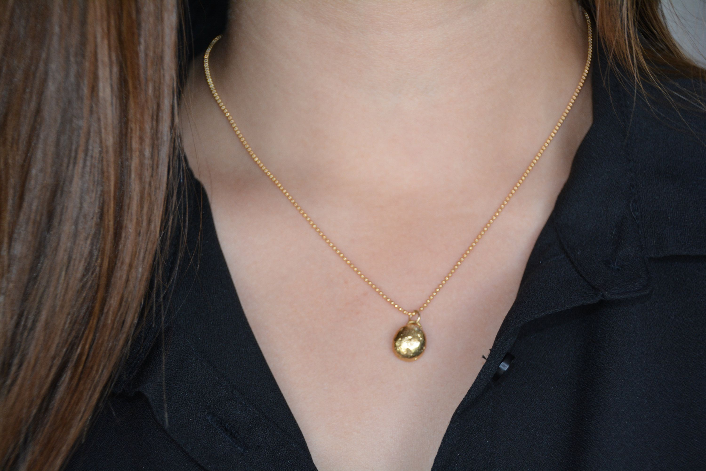 Pendant necklace k gold necklace gold pendant necklace gold