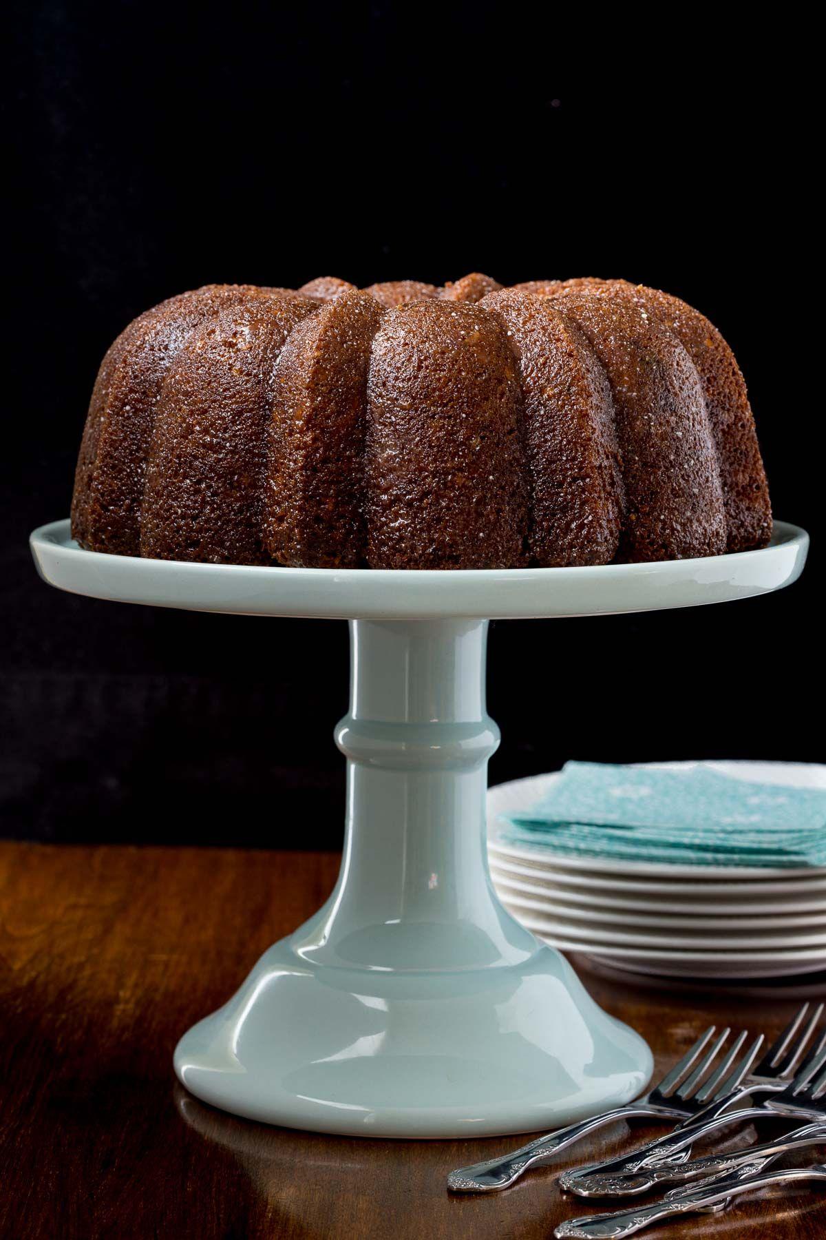 Easy Carrot Cake With Buttermilk Glaze Recipe Easy Carrot Cake Carrot Cake Cake