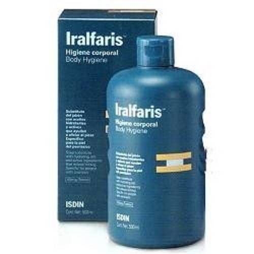 IRALFARIS IGIENE CORPO 500ML