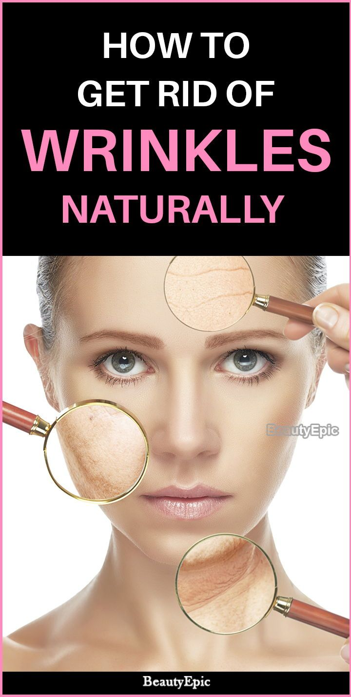 How to Get Rid of Wrinkles Naturally How to Get Rid of Wrinkles Naturally new foto