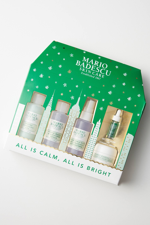 Mario Badescu Calm Bright Holiday Gift Set Holiday Gift Sets Mario Badescu Nighttime Skincare