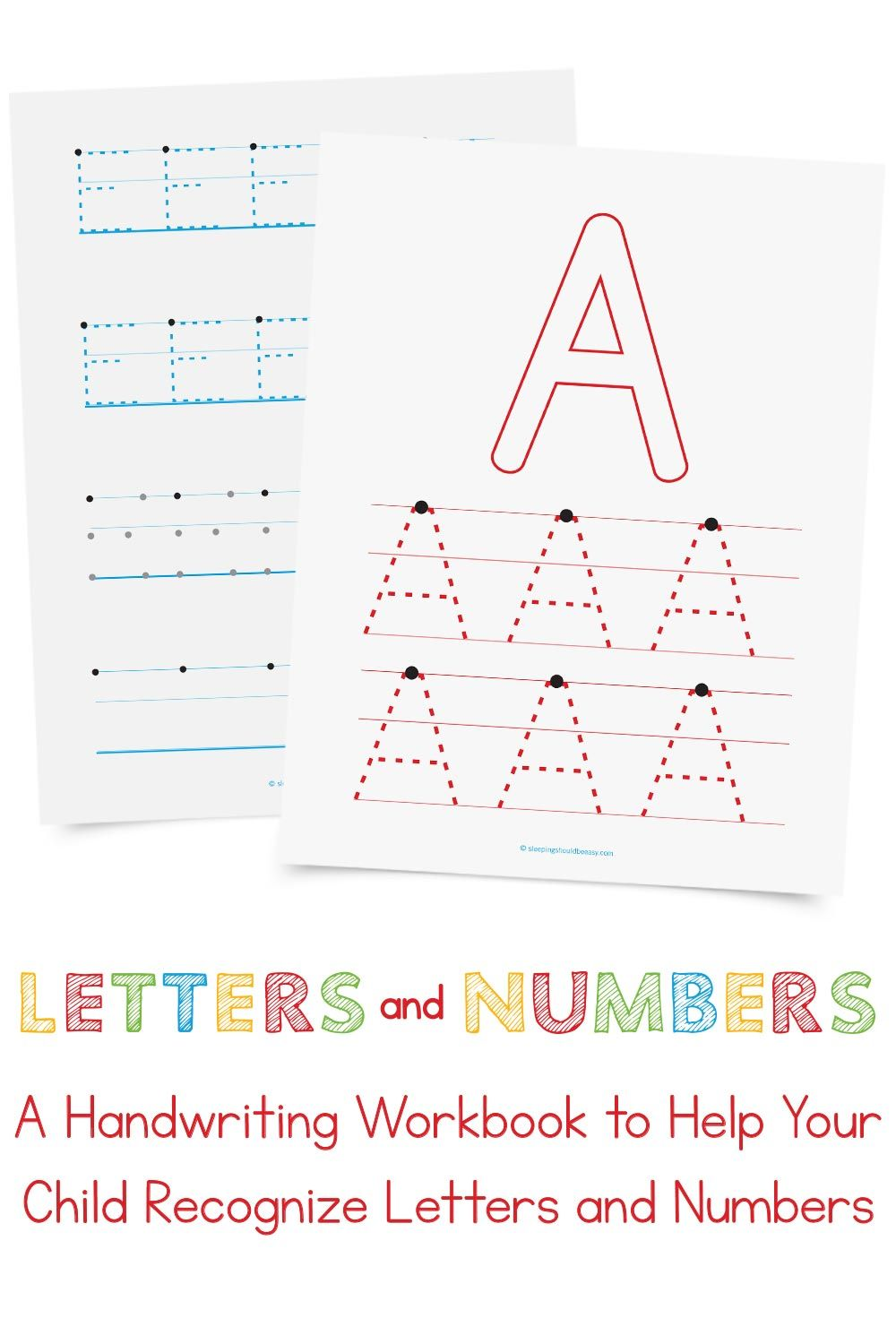 How to Help Your Child Recognize Letters and Numbers | Alphabet ...