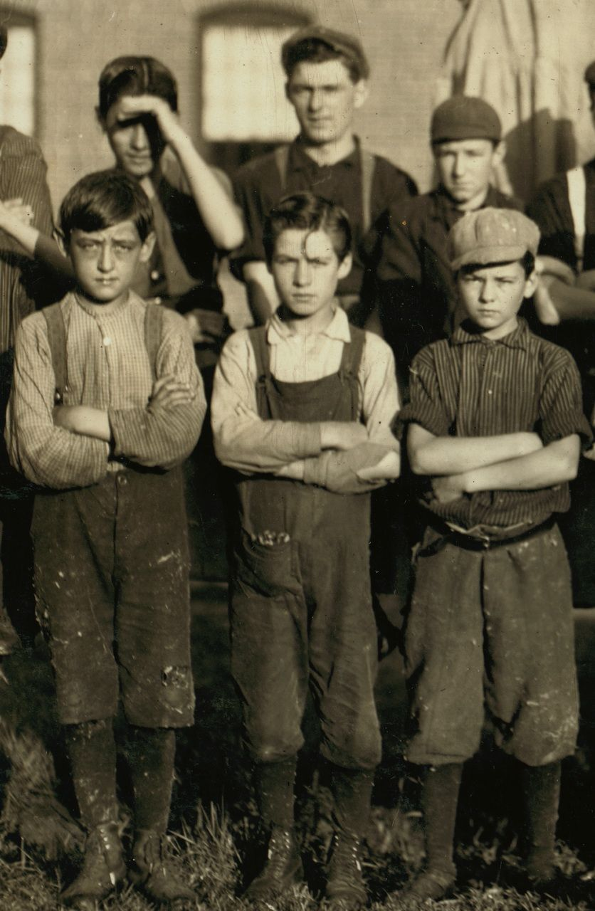 Bygone Boys — National Child Labor Committee Photo Archive ...