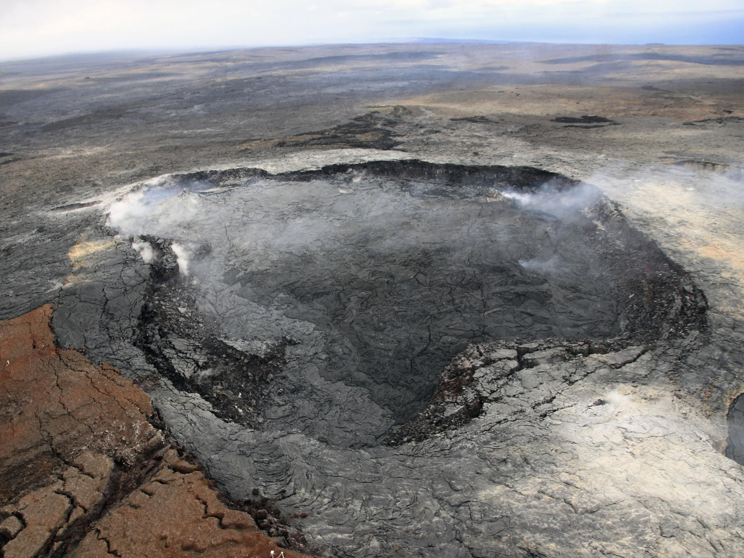 Hawaii Volcano Could Erupt After 250 Earthquakes In 24 Hours