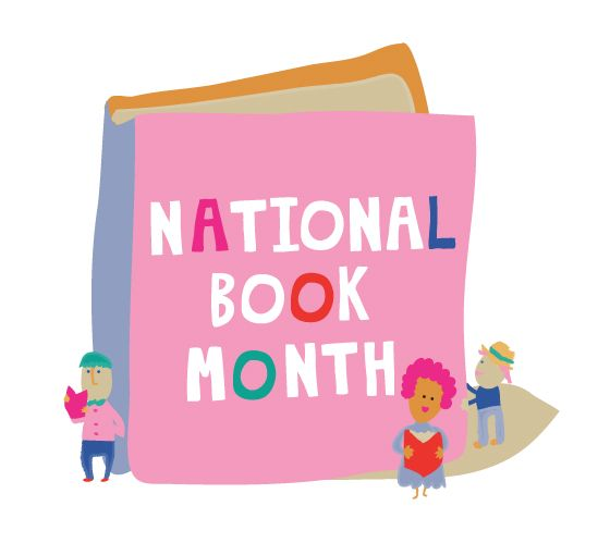 national book month ideas