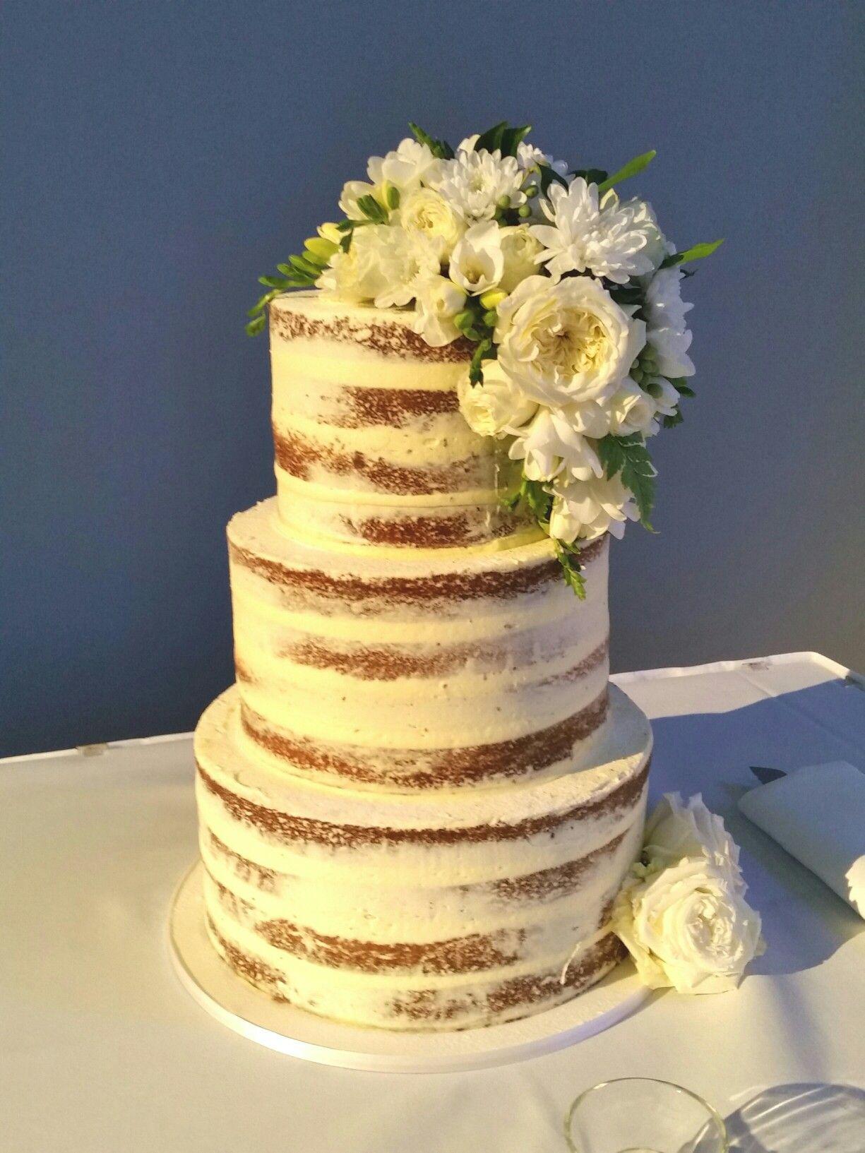 Nude Wedding Cake by Unreal Wedding Cakes | Tortas | Pinterest ...