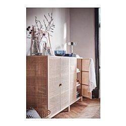 rattan schrank outdoor top ikea stockholm schrank aus rattan und esche die mit der zeit eine. Black Bedroom Furniture Sets. Home Design Ideas