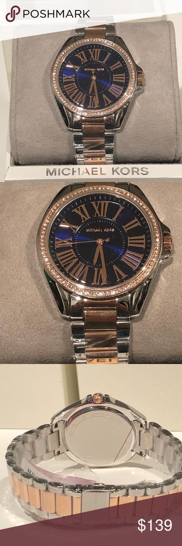 New Authentic women's Bradshaw watch 🌟 NWT Michael kors