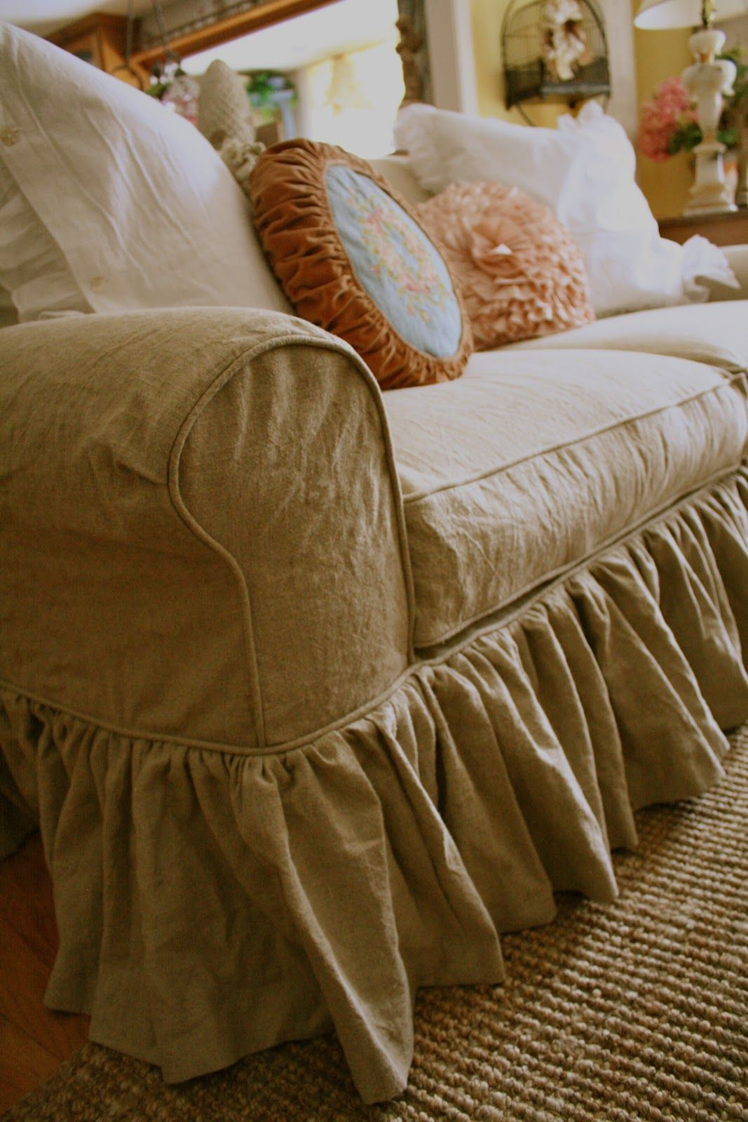 Custom Slipcovers By Shelley. I Dream Of Furniture Like This!