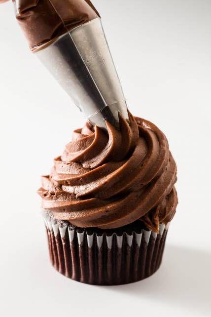 Best Chocolate Cupcakes #chocolatecupcakes