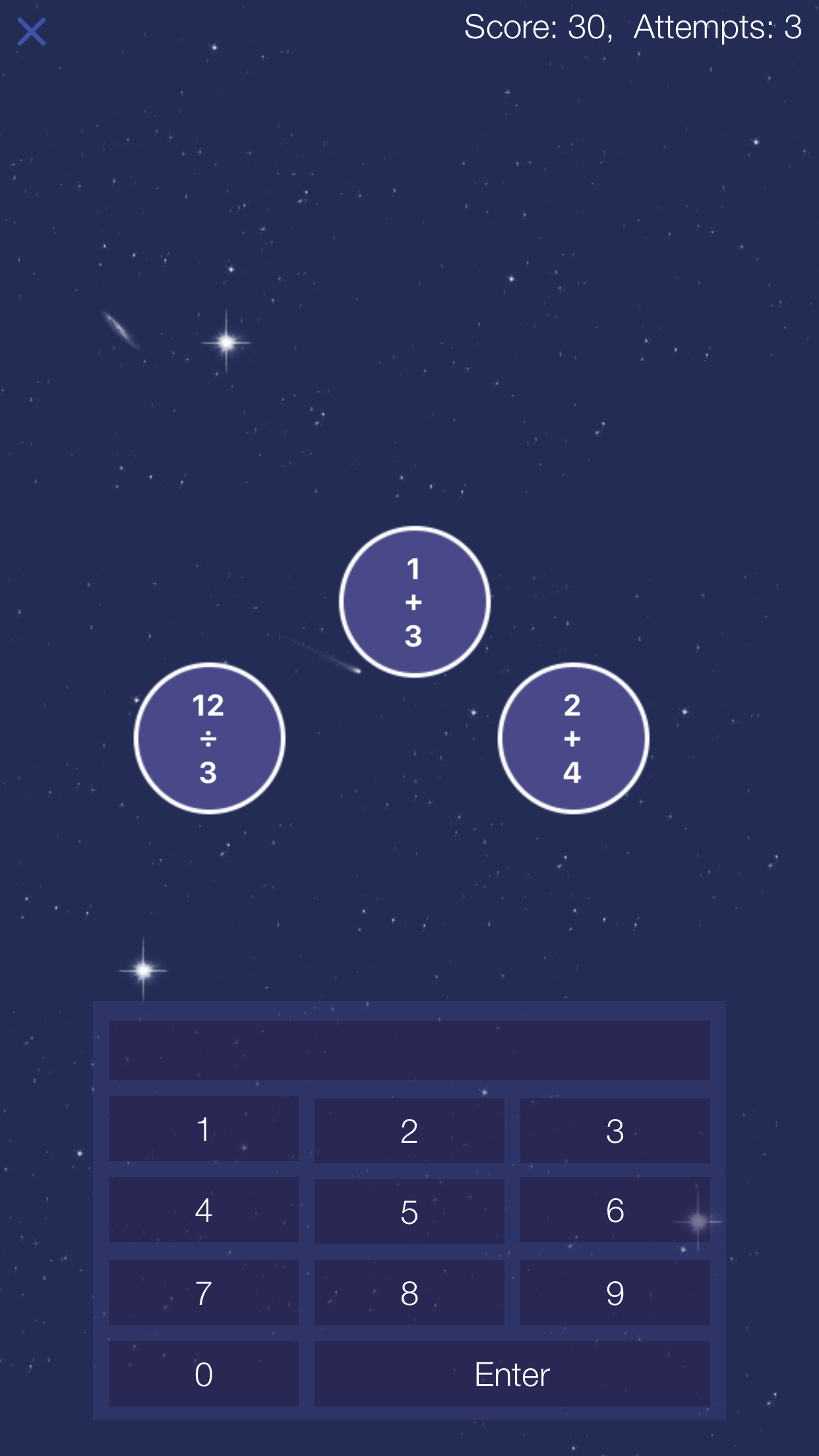 Improve your math skills with new #iPhone #app #math #education