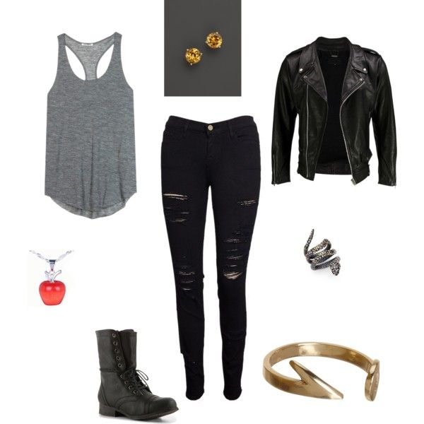 """""""Young Blood Chronicles"""" Fall Out Boy inspired outfit"""