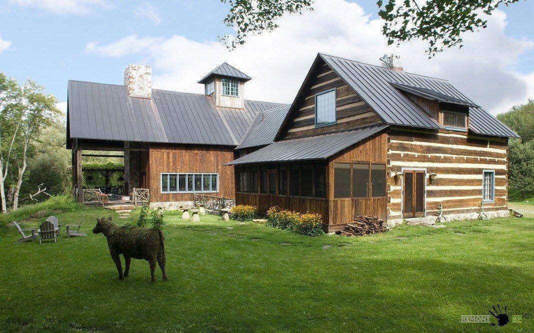 100 лучших идей дизайна: красивые частные дома на фото ...