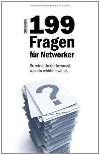 199 Fragen für Networker: So wirst du dir bewussst, was du wirklich - REKRU-TIER GmbH, Rainer von Massenbach - Amazon.de: Bücher