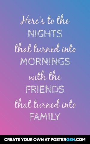 Turned Into Family Print | Inspirational Quotes | Quotes, Memories